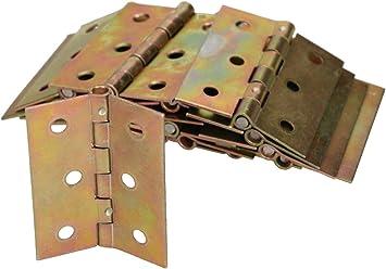KOTARBAU Möbelscharniere 80x60 Gerollte Scharniere Tischband Türband Möbelband