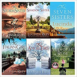 a834cebb897 Lucinda Riley Collection 6 Books Bundles (The Seven Sisters