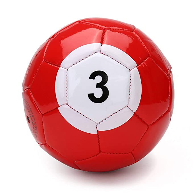 Amazon.com: Juego de 16 balones de billar Gaint Snookball ...