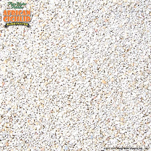 Pure Water Pebbles African Cichlid Substrate Rift Lake Gravel 20 LB- Dry- Natural Rift Lake Gravel by Pure Water Pebbles (Image #1)
