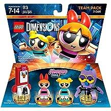Warner Bros Lego Dimensions The Powerpuff Girls Team Pack