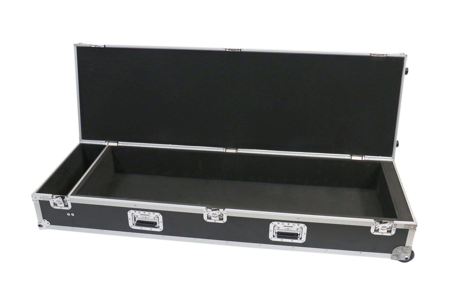 OSP Cases | ATA Road Case | Keyboard Case for Yamaha Motif XF8, ES8, XS8 | ATA-XF8-WC