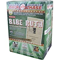 2019 Tristar Worlds Greatest Pack Chase Babe Ruth Baseball Box (Green)