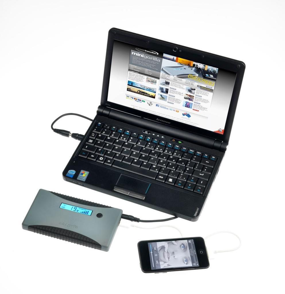 Amazon Uk: Powertraveller Minigorilla Multi-Voltage Portable: Amazon