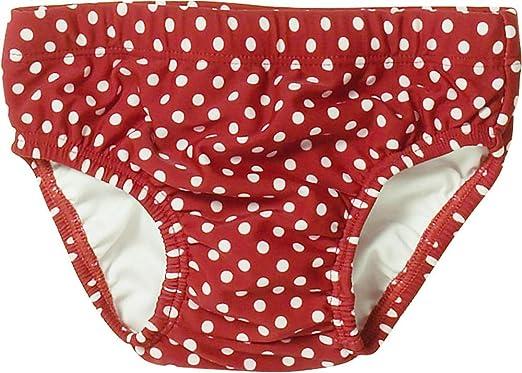 Playshoes Baby-M/ädchen Uv-Schutz Windelhose Punkte Schwimmbekleidung