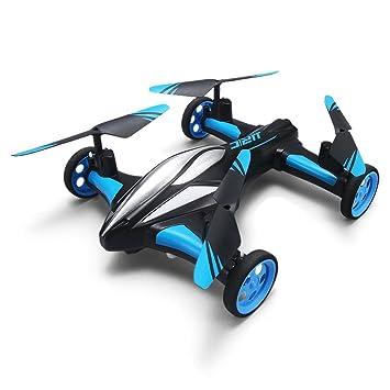 Mallalah Drone Control Remoto para Coche Aire-Tierra RC Quadcopter ...