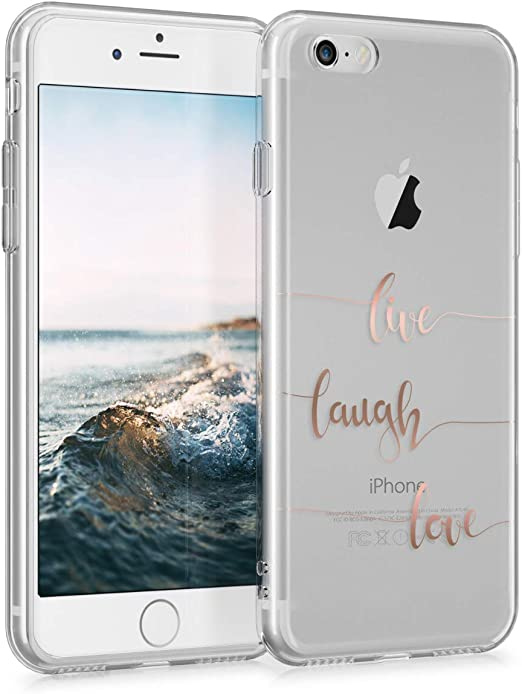 Kwmobile Hülle Kompatibel Mit Apple Iphone 7 8 Se 2020