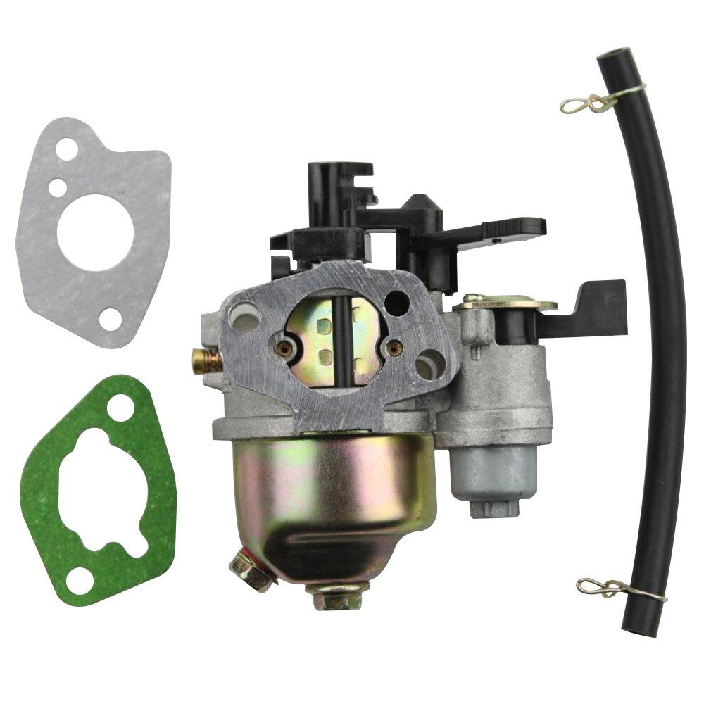 GOOFIT Carb Carburetor Gasket Carburador para GX160 GX168 GX200 5.5hp 6.5hp motor