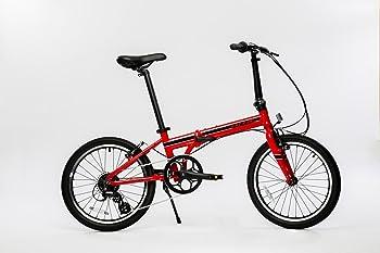 EuroMini ZiZZO Urbano 24lb Folding Bikes