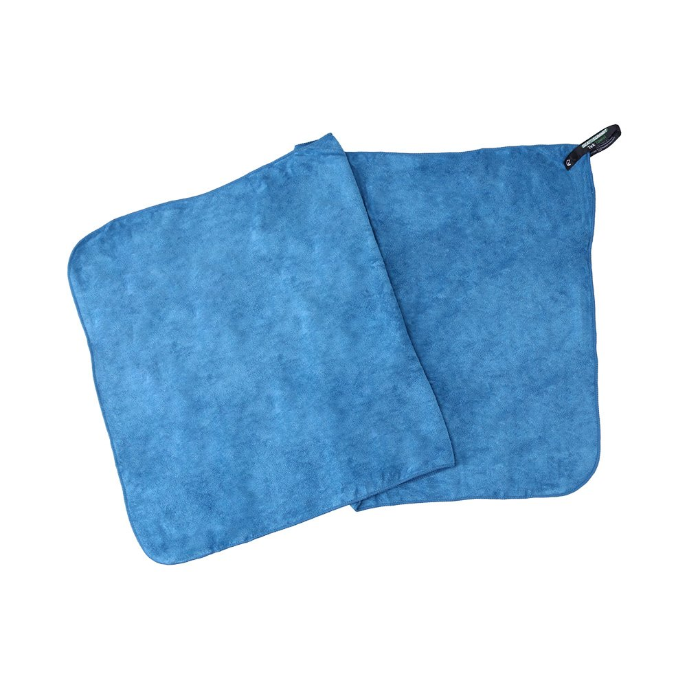 Sea to Summit - tek Towel S, Color Lime, Talla 80 x 40 cm 1700290