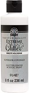 product image for FolkArt glitter paint, 8 oz, Hologram 8 Fl Oz