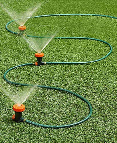 Domestify Set of 3 Portable Sprinkler System