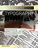 Typography, Crisp, Denise G. and Temple, William F., 0500289816