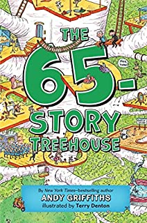 Book Cover: The 65-Story Treehouse