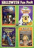 Kids Halloween 4 Dvd Set