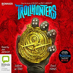 Trollhunters Audiobook