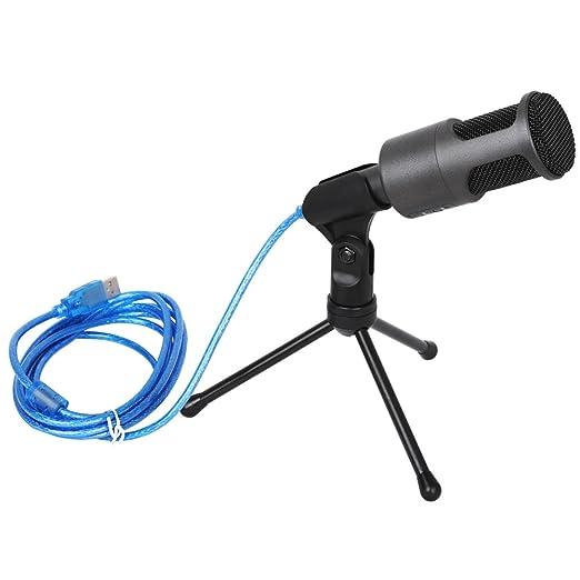4 opinioni per firstec Plug & Play USB Microfono di registrazione Studio Microfono a