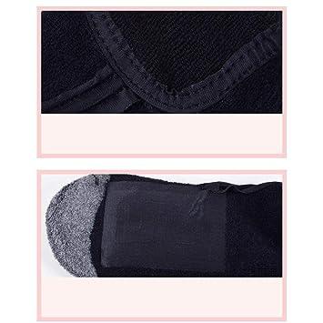 liuxi Calcetines Térmicos, USB Batería Calefacción Calcetines Infrarrojos eléctrica térmica Aislado calcetín, Escalada Senderismo - Calentador para pies ...