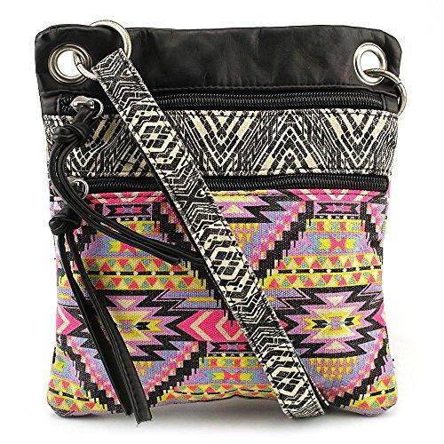 twig-arrow-passport-cross-body-bag-cognac-aztec-one-size