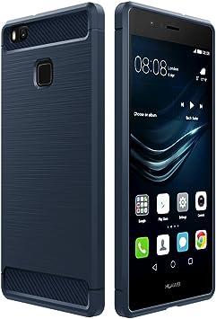 Simpeak Funda Compatible con Huawei P9 Lite (5,2 Pulgadas), Funda ...