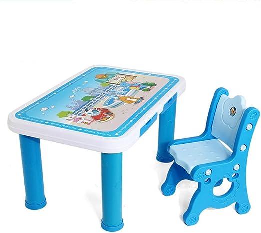 Brisk- Conjunto De Mesa Y Silla De Aprendizaje para Bebés, Mesa De ...
