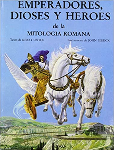 The Gods of Romana Book Three