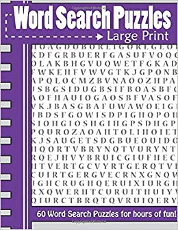 Refreshing image with regard to free printable word searches for adults large print