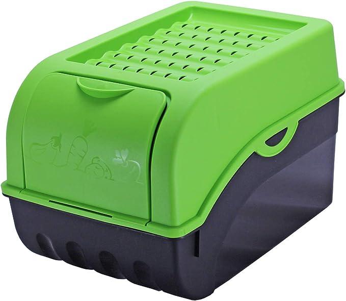 BigDean Tarro para Patatas, Verduras, Frutas, cebollas, Caja, plástico, Volumen ca 7,7 L: Amazon.es: Juguetes y juegos