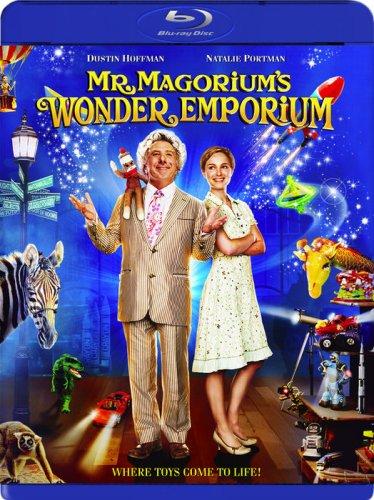 Mr. Magorium's Cudgel one's brains Emporium [Blu-ray]
