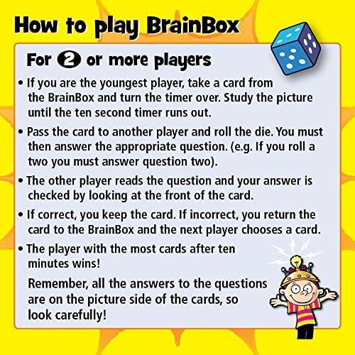 en catal/án 31693405A Multicolor Brain Box Juego de Memoria The World