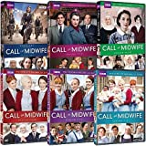 CALL THE MIDWIFE: The Complete Series Seasons 1-6 DVDs Set New & Sealed