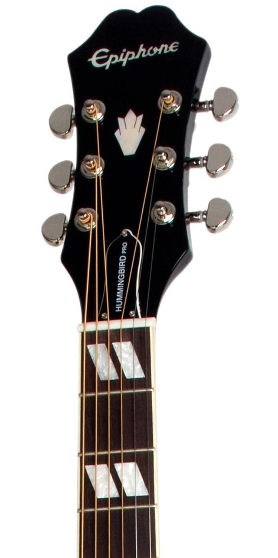 Epiphone Hummingbird Pro AC/para guitarra eléctrica: Amazon.es: Instrumentos musicales