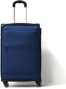 Pack. It Estocolmo maleta azul 66 cm Spinner 4 ruedas: Amazon.es ...