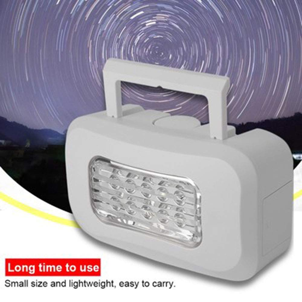 AXIQUE New Practical Outdoor LED Energy Saving Lamp Salt Water Sea Power Emergency Lamp Environmental Protection Lamp