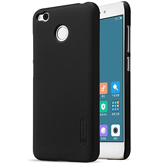 best value 864d1 f36d6 Kepuch Frost Thin PC Hard Case for Redmi 4X - Black