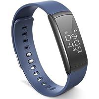 iwownfit i6Pro Fitness Tracker pulsera inteligente con Dynamic Ritmo Cardíaco y la Actividad Deep/luz sleep Monitor, pasos distancia pista calorías función de contador visualización táctil pulsera para Android y iOS