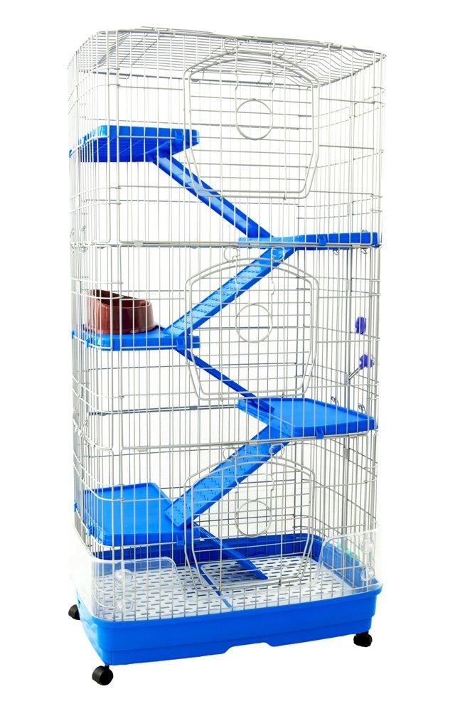 Liberta Discoverer Ferret Cage, 90 x 74 x 20 cm, Medium
