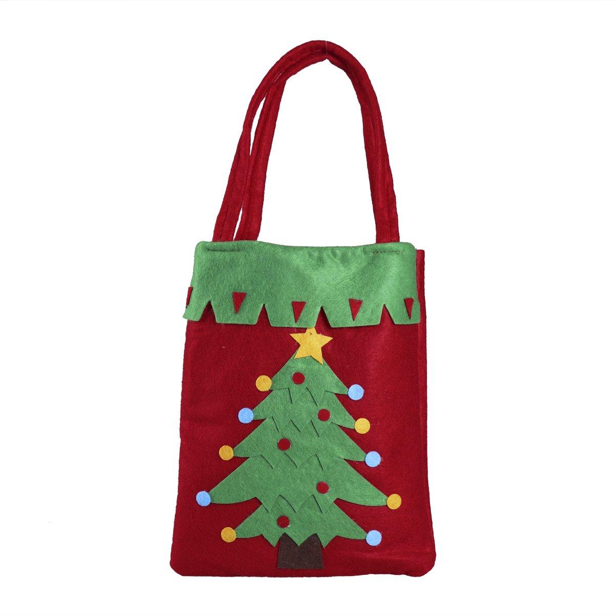 Weihnachten Handtasche LUOEM Weihnachtstasche für Kinder ...