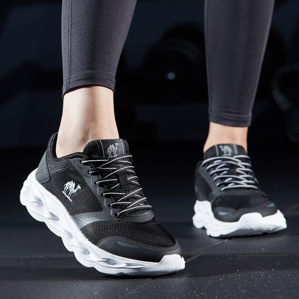CAMELSPORTS Womens Running Shoes Lightweight Walking Shoes Breathable Mesh Womens Sneakers Tennis Shoes for Gym Exercise Casual Outdoor