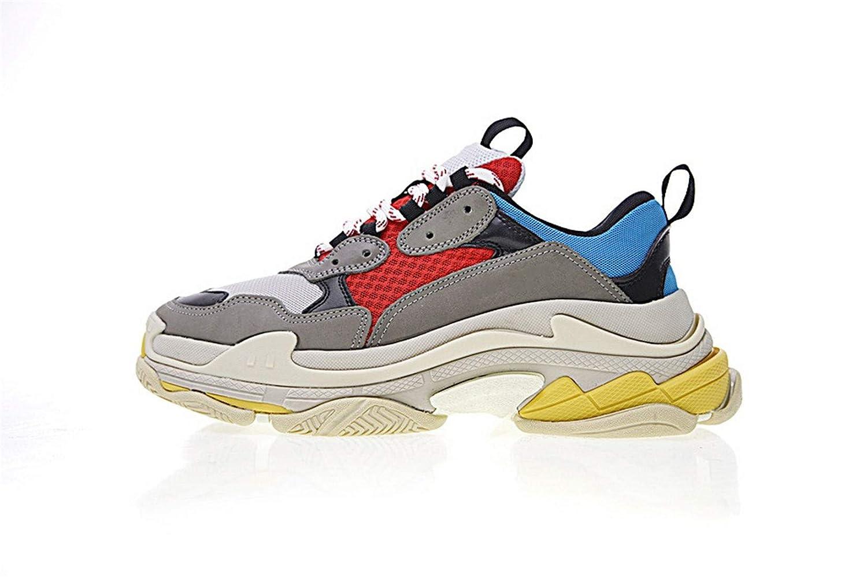 YANG ZHIYONG 1.0 Triple S Herren Damen Damen Damen Laufschuhe Sportschuhe Outdoor Running Schuhe Turnschuhe Leicht Turnschuhe B07Q9JL85T Sport- & Outdoorschuhe Lassen Sie unsere Produkte in die Welt gehen 90aa69