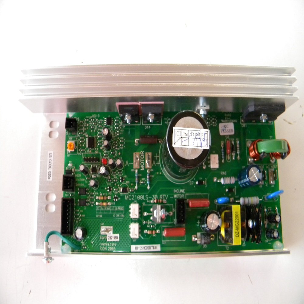 Treadmill Motor Controller 263165 by Icon Health & Fitness, Inc.