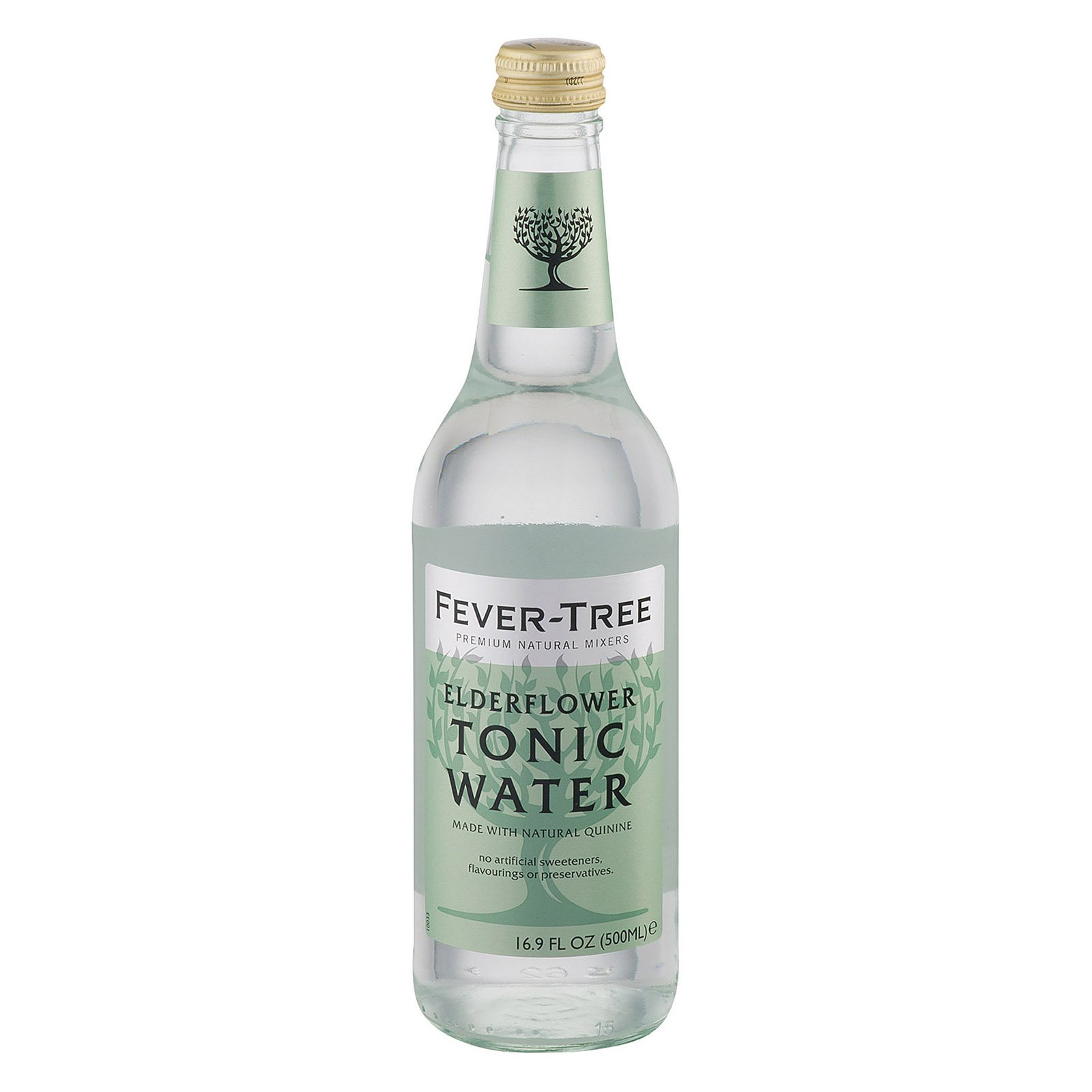 Fever Tree Water Tonic Elderflower