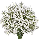 Artificial Fake Flowers Babys Breath/Gypsophila Bouquets for Wedding - Best Reviews Guide