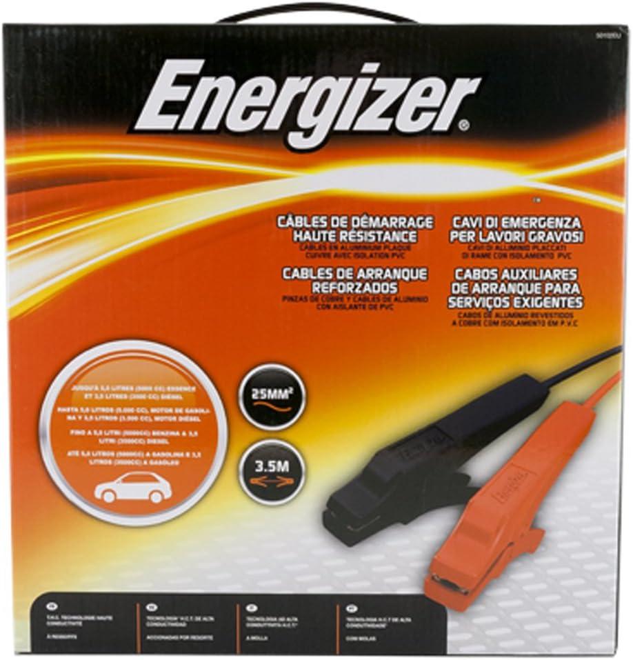 5 litri 50102A Energizer-Cavi di avviamento auto 3,5 m