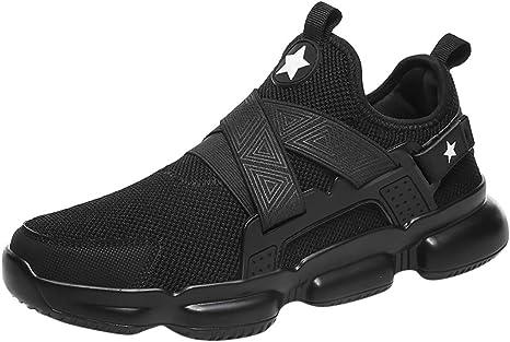 Jfhrfged Moda Hombre Zapatos Casual Transpirables Zapatillas de ...