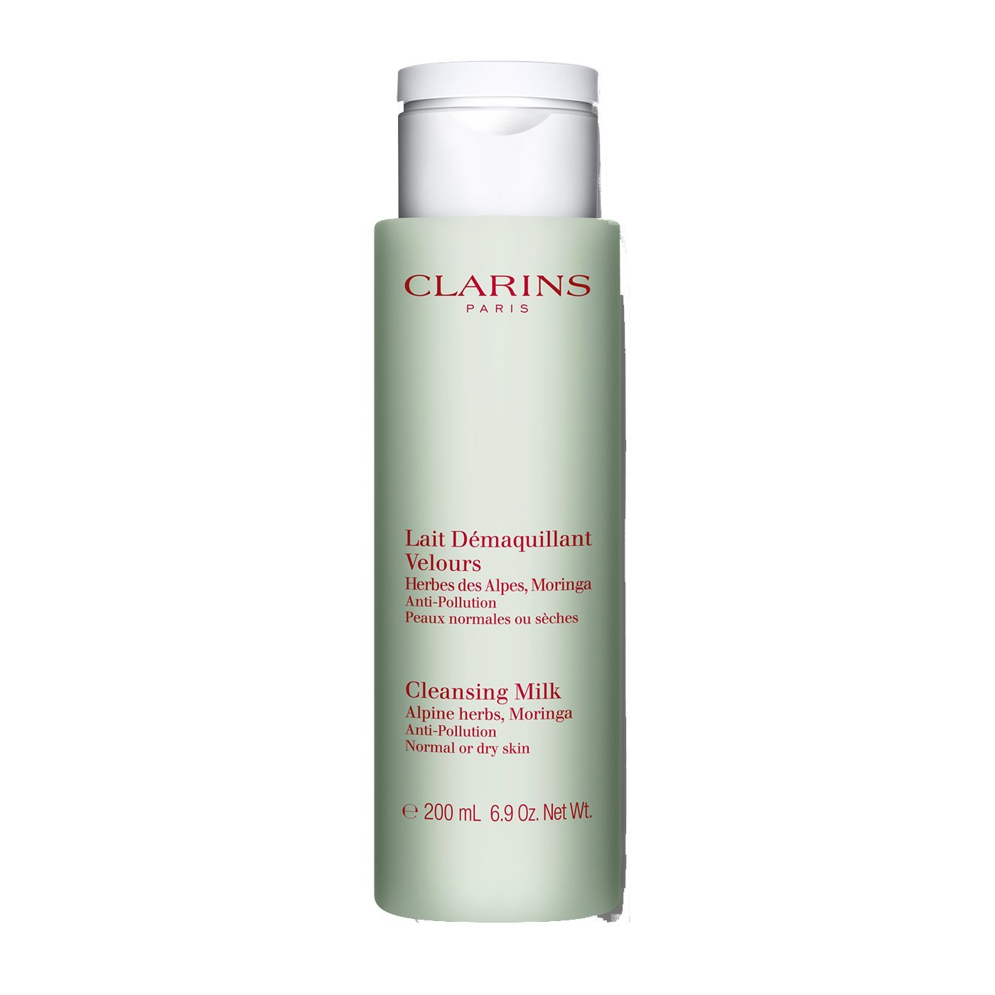 Cleansing Milk with Alpine Herbs Moringa by Clarins #13
