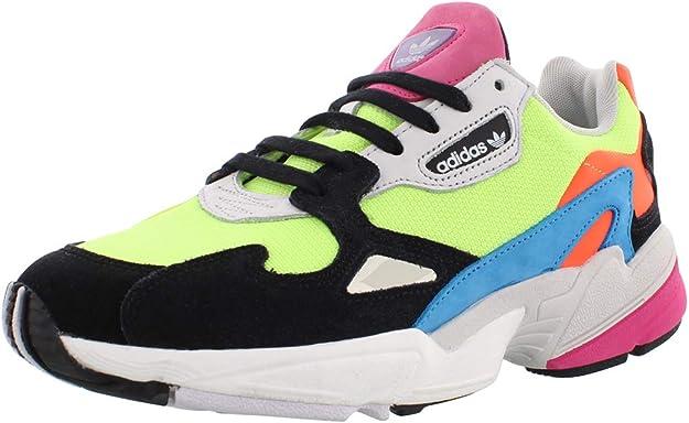 adidas Womens Falcon Sneaker: Amazon.es: Zapatos y complementos