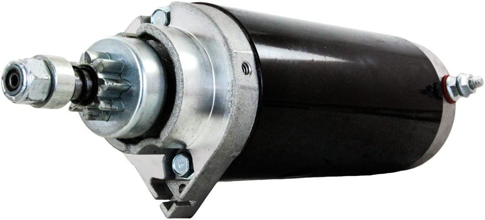 Rareelectrical NEW STARTER MOTOR COMPATIBLE WITH REPLACES MARINER OUTBOARD 275XL 275XXL 50-79472-1 50794721 50-79472-1