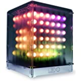 6x6x6 L3D Cube: A Music Reactive 3D LED Cube from the Future