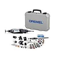Deals on Dremel 4000-6/50 120-Volt Variable-Speed Rotary Tool Kit